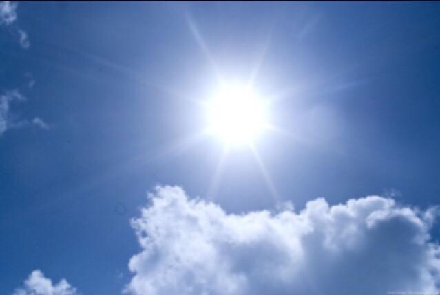 日焼け予防はお早めに。