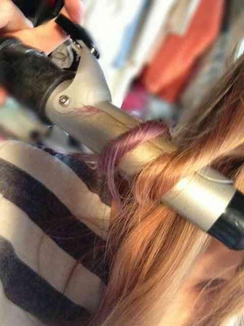 色々な巻き髪の巻き方