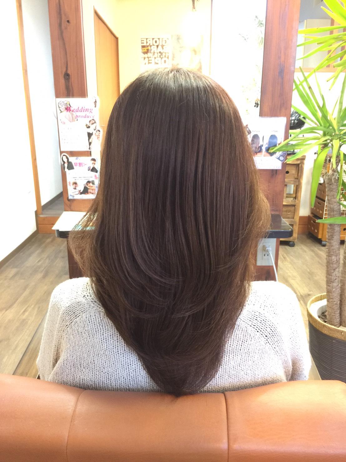 5月始まりました!!髪質改善サロン