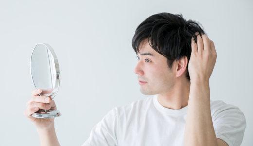 男性の髪もパサパサになる??その原因と対策を知ると、見た目も若々しくなる!