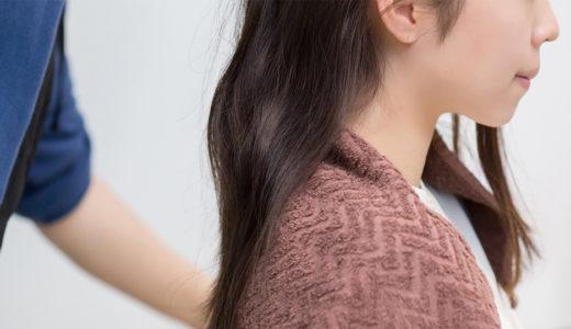 女性必見!美容師が教える、洗い流さないトリートメントの効果的な付け方、徹底解説!